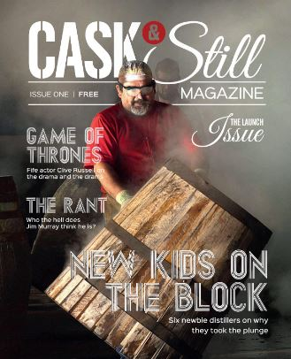 Cask and Still Magazine Issue 1