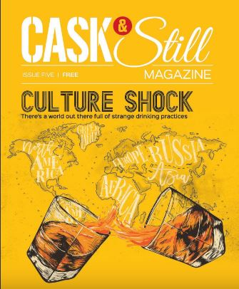 Cask and Still Magazine Issue 5