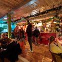 Enjoy a festive tipple at the Bothy Bar